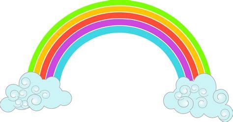 Clipart Rainbow Clipartist Net 187 Clip 187 Rainbow Scalable Vector