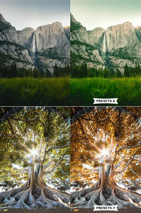 Looking for free lightroom presets to play with? Nature Lightroom Presets free download - 1001thing.com