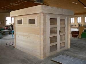 Abri De Jardin Toit Plat Pas Cher : abri jardin 6m2 cabanes abri jardin ~ Mglfilm.com Idées de Décoration