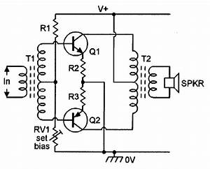 bipolar transistor cookbook part 7 nuts volts magazine With class ab amplifiers