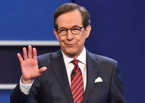 chris wallace   fine job moderating  final debate
