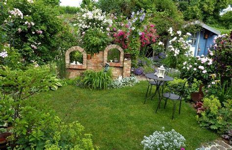 Schöne Gärten Anlegen Bilder