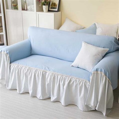 slipcover  sectional sofas decorative  protective