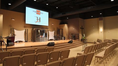 Modern Church Interior Design Ideas
