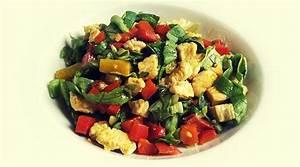 Low Carb Puten Curry Gemüse Salat Pfanne Low Carb Rezepte