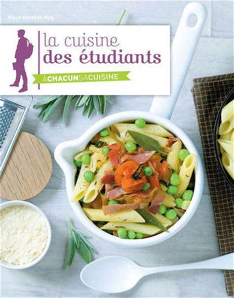 cuisine udiant recette de cuisine pour étudiant 7 livres pour bien