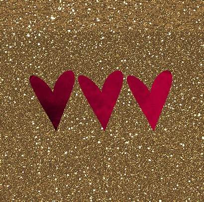 Hearts Animated Heart Gifs Valentines Glitter Floating