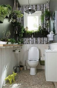beautiful deco toilettes wc gallery design trends 2017 With idee decoration jardin exterieur 12 deco toilettes leroy merlin