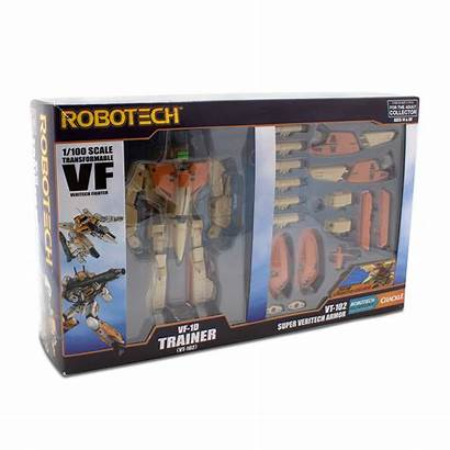 Robotech 1d Super Vf Convention Version