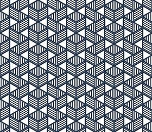 Cube pattern design Vector | Free Download