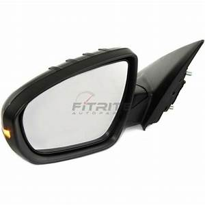 Power Mirror Heated Left Side For Kia Optima 2011