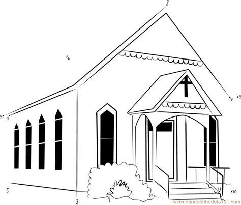 watauga presbyterian church dot  dot printable worksheet connect  dots