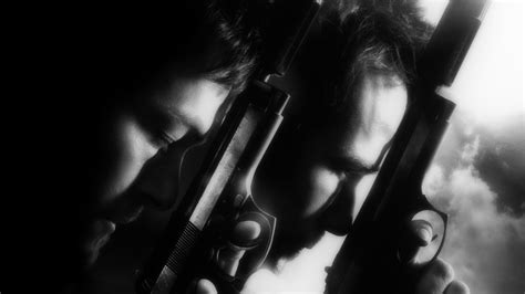 Boondock Saints Duo Gun L by The Gallery For Gt Boondock Saints Wallpaper