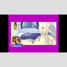 """""""in The Bedroom"""" (level 1 English Lesson 22) Clip Learn"""