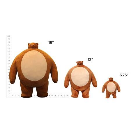 Teddy Bear With Small Head Nishiohmiya Golfcom