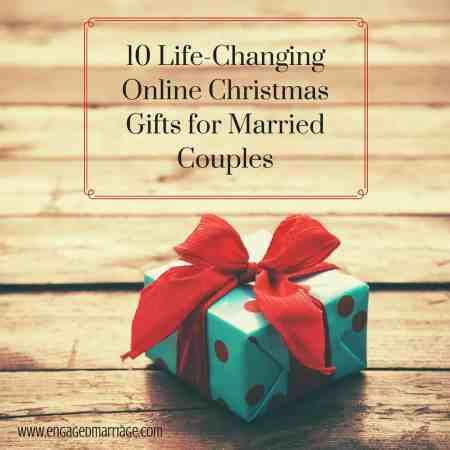 10 life changing online christmas gifts for married