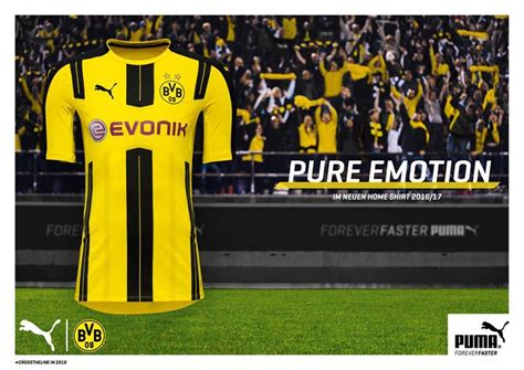 home club dortmund dortmund s 2016 17 home shirt is here and it s brilliant