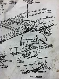 2004 Ford Ranger Emergency Brake Diagram
