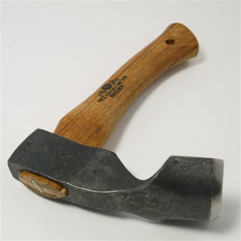 gransfors bruk small gutter adze traditional hand tools woodsmith experience woodsmith