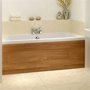 Habillage De Baignoire : habillage baignoire pensez au tablier de baignoire ~ Dode.kayakingforconservation.com Idées de Décoration
