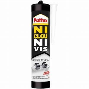 Ni Clou Ni Vis Pattex : ni clou ni vis invisible pattex cartouche 310 ml de ~ Dailycaller-alerts.com Idées de Décoration