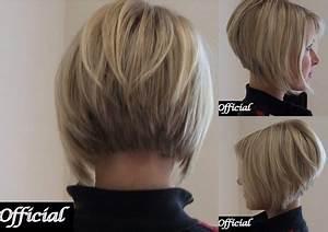 Coupe Carré Plongeant Femme : coupe cheveux carre degrade plongeant ~ Melissatoandfro.com Idées de Décoration