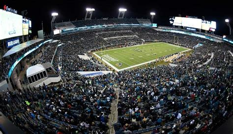 Jaguars Season Tickets by Jaguars Nearing Sellout For Season Tickets