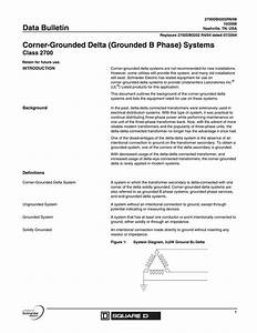 Corner Grounded Delta Transformer Wiring Diagram Of A
