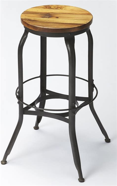 Industrial Chic Black Bar Stool From Butler (3548330. Countertops Okc. Coastal Style. Houzz Landscaping. Parvez. Stairwell. How To Decorate Above Kitchen Cabinets. Snellville Heating And Air. Ring Chandelier