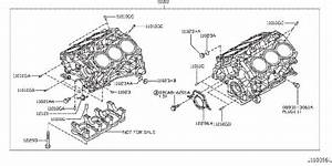 Nissan Murano Engine Cylinder Head Gasket  Assembly