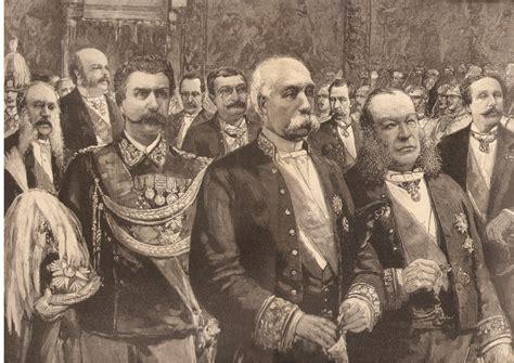 Ultimo Consiglio Dei Ministri by Datei Crispi E Ministri Al Quirinale Nel Capodanno 1888