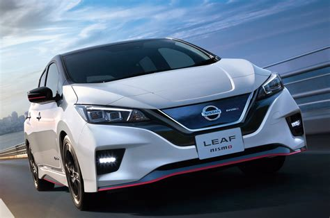Nissan Leaf Nismo electric hot hatch launched in Japan ...