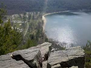 Dare To Hike Devil's Lake, Wisconsin