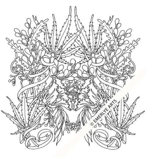Best Weed Coloring Pages Ideas And Images On Bing Find What You