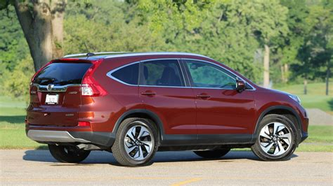 Review Honda Crv by 2016 Honda Cr V Review Motor1 Photos