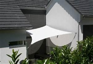Segeltuch Für Balkon : hochwertige sonnensegel seilspannsonnensegel segeltuch seilspannmarkisen von rolloexpress ~ Markanthonyermac.com Haus und Dekorationen