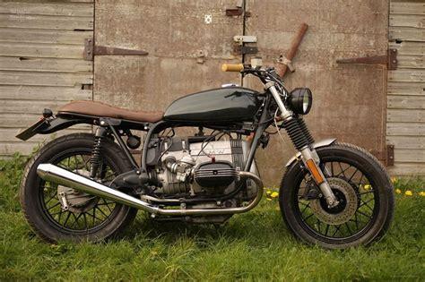 Unique Custom Motorcycle Bmw R65 Roadster