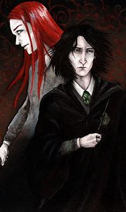 Lily and Severus by HerrMagermilch on DeviantArt