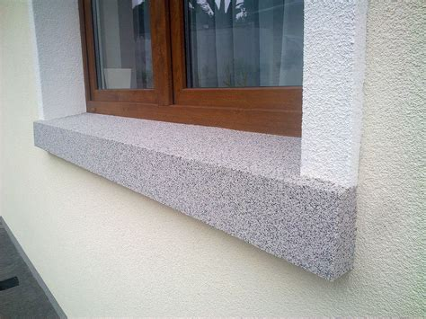 External Window Ledge by Retrofit Projects 187 Sempre Therm Ireland Ltd External