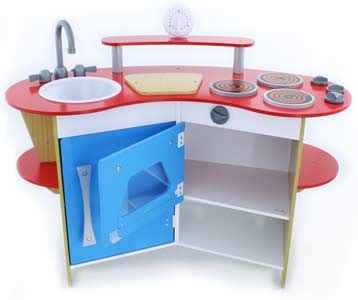 doug deluxe wooden kitchen accessory set playmags 100 clear colors magnetic tiles deluxe 9914