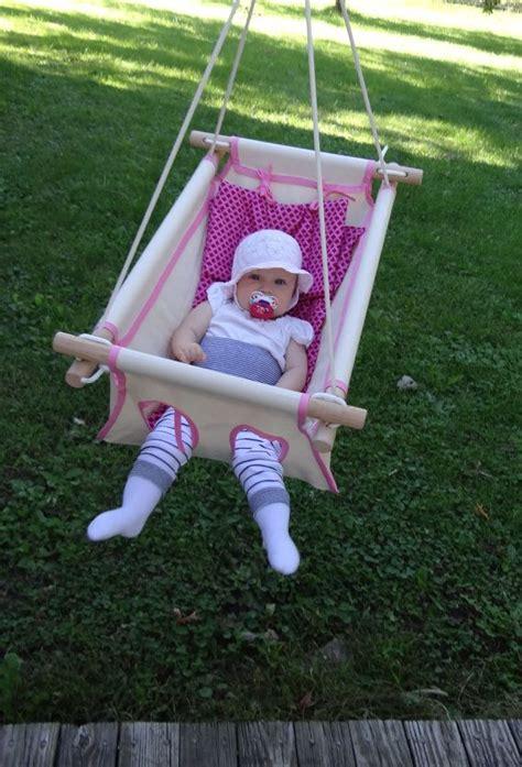 Outdoor Baby Swing organic baby swing indoor swing outdoor by