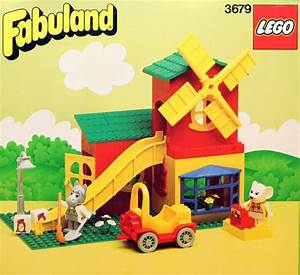 3679 1 Flour Mill And Shop Brickset LEGO Set Guide And