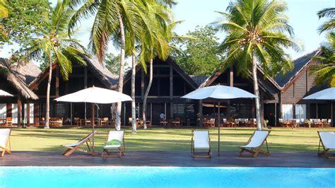lhotel anjajavy holiday accommodation  madagascar