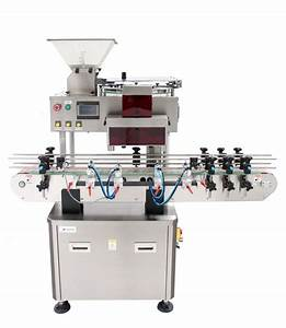 Automatic Tablet    Capsule Counting Machine Tc