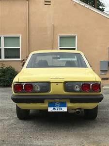 1973 Mazda 808 Rx3 Sedan For Sale