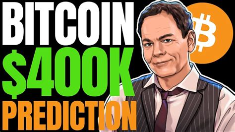 This week economist nouriel roubini said bitcoin is going to crash to zero. Max Keiser Explains That His $400K Bitcoin (BTC) Price Prediction Will Coincide with USD ...