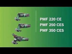 Bosch Pmf 350 : bosch pmf 220 ce pmf 250 ces pmf 350 ces multi tool range youtube ~ Buech-reservation.com Haus und Dekorationen