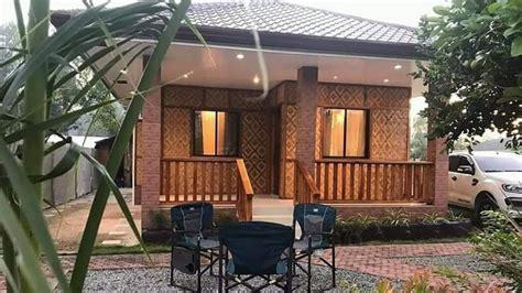 elegant guest house native amakan   modern interior  tropical house design