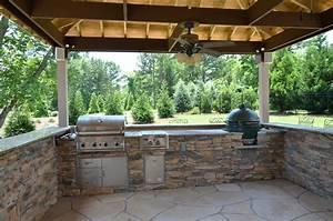 Outdoor, Kitchens