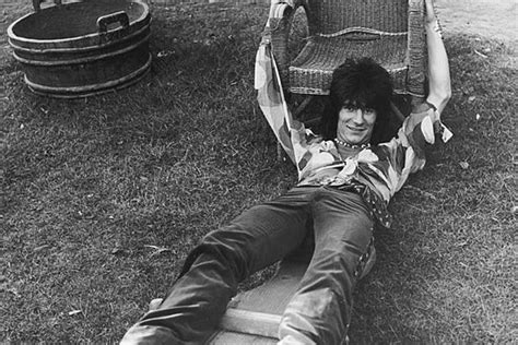 pre faces pre rolling stones history  ron wood